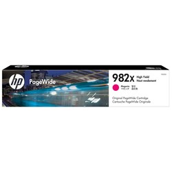 HP - Hp 982X-T0B28A Kırmızı Orjinal Kartuş Yüksek Kapasiteli