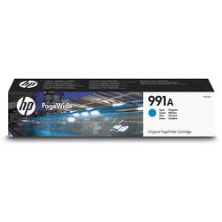 HP - Hp 991A-M0J74AE Mavi Orjinal Kartuş