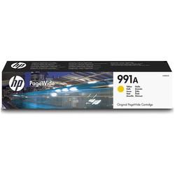 HP - Hp 991A-M0J82AE Sarı Orjinal Kartuş