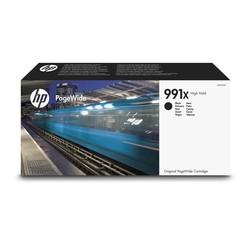 HP - Hp 991X-M0K02AE Siyah Orjinal Kartuş Yüksek Kapasiteli