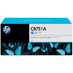 HP - Hp C8751A Mavi Orjinal Kartuş