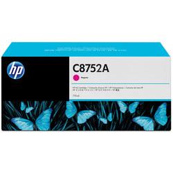 HP - Hp C8752A Kırmızı Orjinal Kartuş