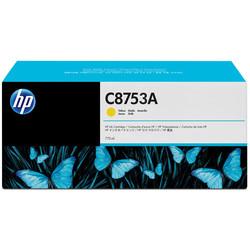 HP - Hp C8753A Sarı Orjinal Kartuş