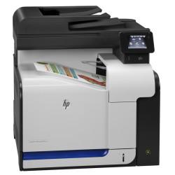 HP Color LaserJet Pro 500 M570DN Faks Fotokopi Tarayıcı Ethernet Renkli Lazer Yazıcı CZ271A - Thumbnail