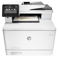 HP - Hp Color LaserJet Pro MFP M477FDN CF378A Tarayıcı Fotokopi Faks Çok Fonksiyonlu Lazer Yazıcı