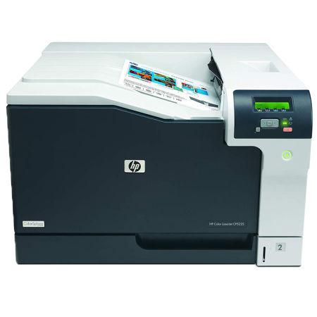Hp Color LaserJet Professional CP5225 CE710A A3 Renkli Lazer Yazıcı