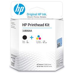 HP - Hp GT51-GT52-3JB06AA Siyah ve Renkli Orjinal Baskı Kafası