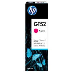 HP - Hp GT52-M0H55AE Kırmızı Orjinal Mürekkep