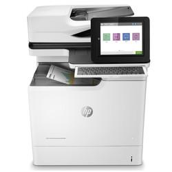 HP - Hp J8A11A Color LaserJet Enterprise MFP M681f Çok Fonksiyonlu Renkli Laser Yazıcı