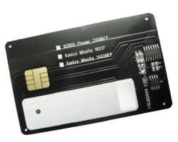 Konica Minolta - Konica Minolta 1600F Toner Chip