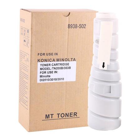 Konica Minolta 205B/8937-755 Muadil Fotokopi Toner