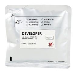 Konica Minolta - Konica Minolta DV-311 Kırmızı Muadil Developer