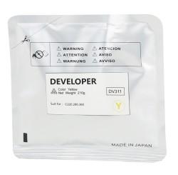 Konica Minolta - Konica Minolta DV-311 Sarı Muadil Developer