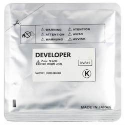 Konica Minolta - Konica Minolta DV-311 Siyah Muadil Developer