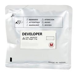 Konica Minolta - Konica Minolta DV-512 Kırmızı Muadil Developer