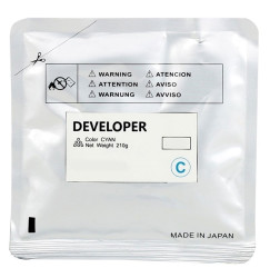 Konica Minolta - Konica Minolta DV-512 Mavi Orjinal Developer