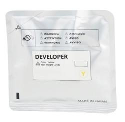 Konica Minolta - Konica Minolta DV-512 Sarı Muadil Developer