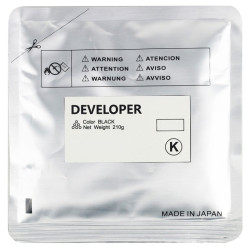 Konica Minolta - Konica Minolta DV-512 Siyah Muadil Developer