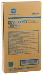 Konica Minolta - Konica Minolta DV-610 Mavi Orjinal Developer