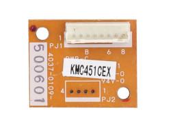 Konica Minolta - Konica Minolta IU-610 Mavi Fotokopi Drum Chip