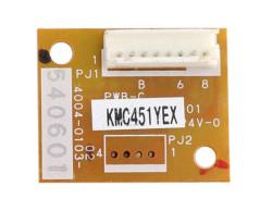 Konica Minolta - Konica Minolta IU-610 Sarı Fotokopi Drum Chip