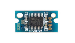 Konica Minolta - Konica Minolta IUP-14 Sarı Fotokopi Drum Chip