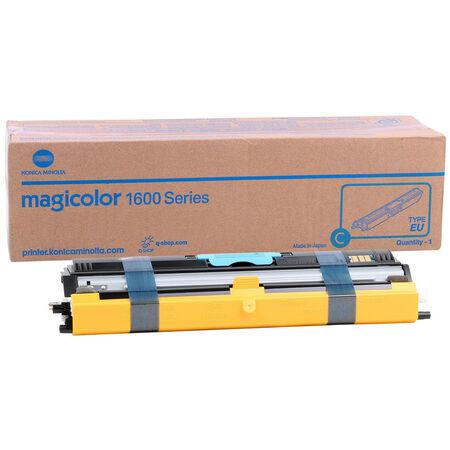 Konica Minolta MagiColor 1600W/A0V30GH Mavi Orjinal Toner