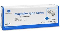 Konica Minolta - Konica Minolta MagiColor 2300W Mavi Orjinal Toner Yüksek Kapasiteli
