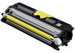 Konica Minolta - Konica Minolta MagiColor 2300W Sarı Muadil Toner Yüksek Kapasiteli