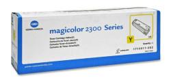 Konica Minolta - Konica Minolta MagiColor 2300W Sarı Orjinal Toner