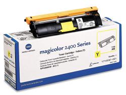 Konica Minolta - Konica Minolta MagiColor 2400W Sarı Orjinal Toner