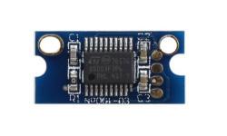 Konica Minolta - Konica Minolta MagiColor 2400W Siyah Toner Chip