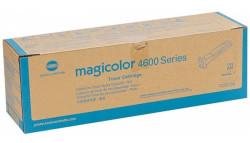Konica Minolta - Konica Minolta MagiColor 4650-A0DK452 Mavi Orjinal Toner