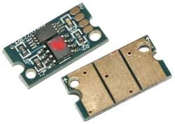 Konica Minolta - Konica Minolta MagiColor 4650 Kırmızı Toner Chip