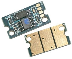 Konica Minolta - Konica Minolta MagiColor 4650 Mavi Toner Chip