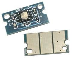 Konica Minolta - Konica Minolta MagiColor 4650 Sarı Toner Chip