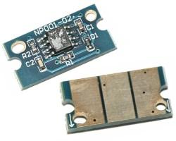 Konica Minolta - Konica Minolta MagiColor 4650 Siyah Toner Chip