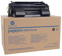 Konica Minolta - Konica Minolta PagePro 4650 Orjinal Toner Yüksek Kapasiteli