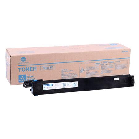 Konica Minolta TN-213/A0D7452 Mavi Orjinal Fotokopi Toner