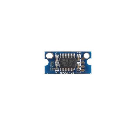 Konica Minolta TN-214/A0D7454 Mavi Fotokopi Toner Chip