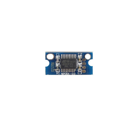 Konica Minolta TN-214/A0D7154 Siyah Fotokopi Toner Chip
