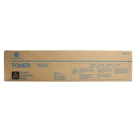 Konica Minolta TN-214/A0D7154 Siyah Orjinal Fotokopi Toner