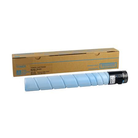 Konica Minolta TN-221/A8K3450 Mavi Muadil Fotokopi Toner