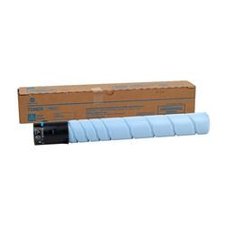 Konica Minolta - Konica Minolta TN-221/A8K3450 Mavi Orjinal Fotokopi Toner
