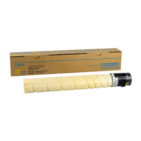 Konica Minolta TN-221/A8K32D0 Sarı Muadil Fotokopi Toner