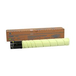 Konica Minolta - Konica Minolta TN-221/A8K32D0 Sarı Orjinal Fotokopi Toner