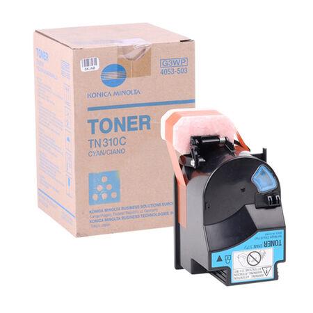 Konica Minolta TN-310/4053-703 Mavi Orjinal Fotokopi Toner