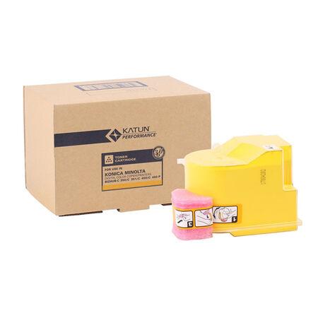 Konica Minolta TN-310/4053-503 Sarı Katun Muadil Fotokopi Toner