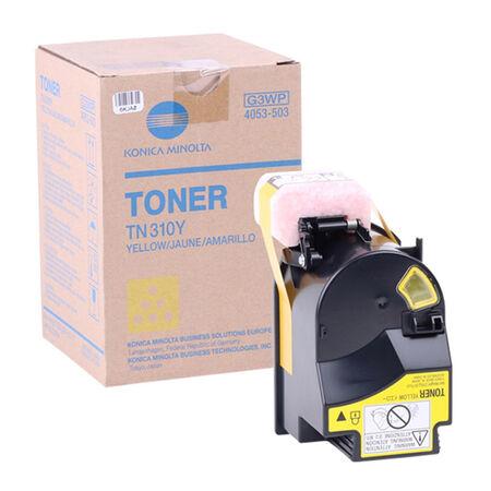 Konica Minolta TN-310/4053-503 Sarı Orjinal Fotokopi Toner