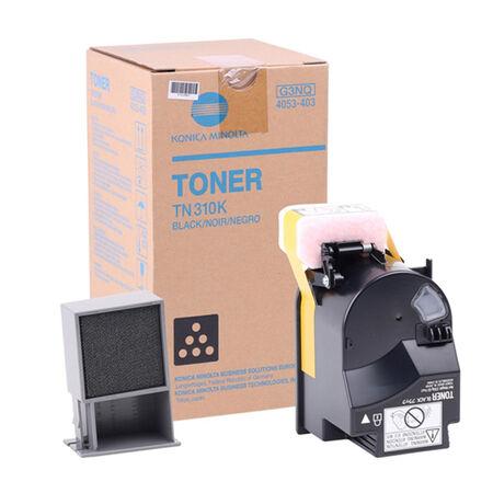 Konica Minolta TN-310/4053-403 Siyah Orjinal Fotokopi Toner
